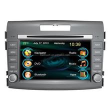 Car Radio Auto Audio Stereo Multimedia DVD Player GPS Navigation for Honda CR-V 2012