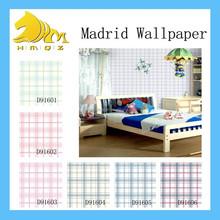 Kid's home decoration /non-woven wallpaper wholesaler
