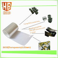 Fixing electronic device PET-based double sided transparent adhesive tape