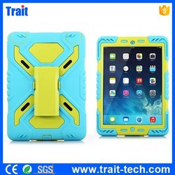 Cool Spider Detachable PC+TPU Hybrid Case with Kickstand for iPad Mini 2 3 Retin