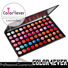 66 Colors Lip Gloss Hot 66 Ultra Shimmer Lipstick Palette Pearl Lip Gloss hot selling cosmetic lipsticks