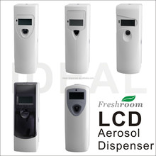 IDEAL LCD Aerosol Dispenser Toilet Room Air Freshener
