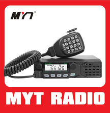 55W vhf uhf HF mobile radio with DTMF and Reverse function up to 200 channels
