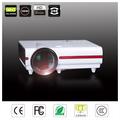2014 mini led de vídeo multimedia de bolsillo soporte 1080p proyector home cinema