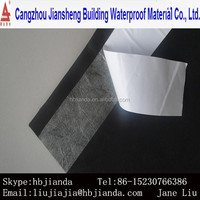 Construction materials waterproof Self-adhesive roofing felt roll