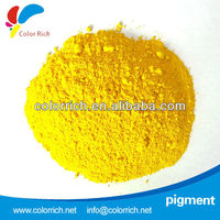 Pigment Yellow 17(diarylide yellow) used for plastic coloring