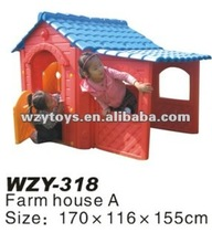 Child CE Plastic Multifunctional Farm House A