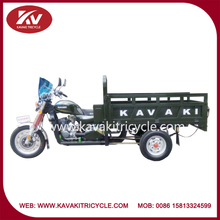 China factory supplier air-cooled/water-cooled engine motorized tricycle in india