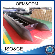 7m or 8m Inflatable rescue boat with 40hp engine for sale