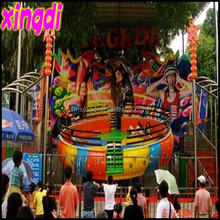 Interesting Theme Park equipment Disco tagada for sale