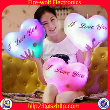 Factory Price Led Light Flashing Pillow Decorative Wedding Gift Hand Mirror China Manufacturer