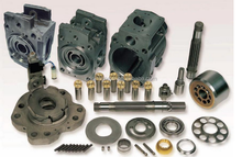 Kawasaki K3V63DT K3V112DT K3V140DT K3V180DT Hydraulic Pump Parts and Spares For Hyundai / Kobelco Excavators