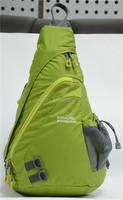 2015 fashion Single strap triangular school backpack