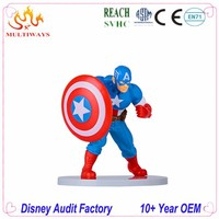 OEM supplier made plastic toy for hot movie star action figures for movie fans collectible pvc toy