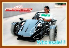ZTR Trike 250cc for Promotion