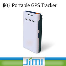 2015 JIMI Google map linked personal mini gps tracker Ji03 from JIMI