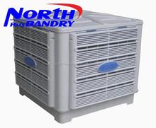 air circulating fan wall mounted window mounted evaporative air cooler