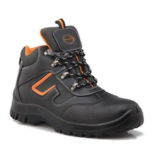 New fashion allen cooper safety shoes with steel toe for UK/industrial leather safety boots/work boots