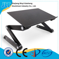 High quality portable folding laptop table stand desk bed sofa