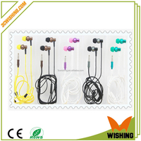 2016 Manufacturer Headset Microphone Earpiece Neckloop for Iphone Samsung HTC Ipad PC.