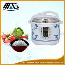 2015 procelain Korean national electric pressure cooker