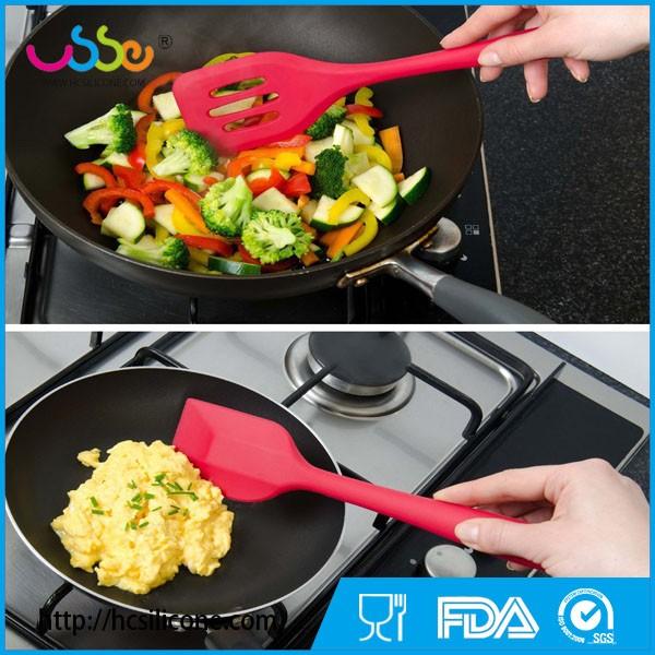 5 pcs Premium de Cozimento de Silicone Cozinha Utensílio de cozinha Conjunto