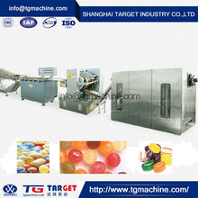 Hot selling automatic small candy making equipment