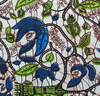 2015 african wax cloth/spandex african wax printed cotton fabric