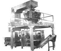 Xfl granola pesaje máquinas de embalaje
