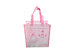 2015 Farmax pink color raw material for non woven bags