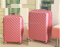 2015 high quality luggage ladies travel bags