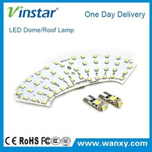 easy install waterproof Dome/Roof lamp led LED Dome/Roof lamp forBENZ W203 01-07