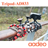 AADEO wholesale Flexible Leg Gorillapod Type Mini Tripod for Digital Camera and smart phone 121