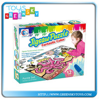 educational drawing puzzle game toy for kids