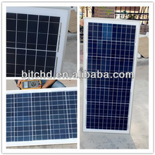 High efficiency 100w/200w cheap solar panels china/pv solar panel price With TUV,CE Approval
