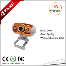Factory High Quality USB 2.0 5MP PC Camera Definition Free Driver