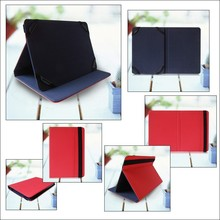colorful smart leather pu flip case for ipad