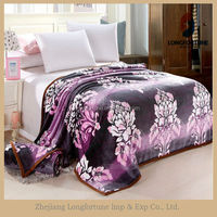 wholesale indian bedsheets coral fleece baby blanket