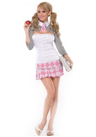 Japan sex girl japan sexy school girl costume sex teacher uniform QBC-5740
