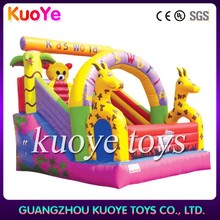 inflatable animal characters slide,Inflatable Slide For Hire,6m inflatable slide