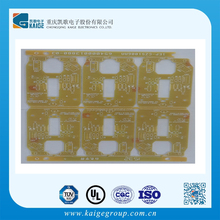 round single-sided OSP mouse FR-1 circuit pcb /touch lamp circuit pcb