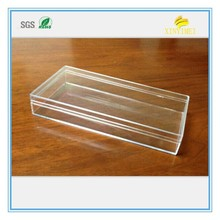 130*100*35mm plastic hard packaging box
