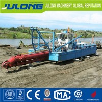 Good performance sand dredging and digging machine