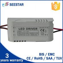 high quality 6-8w PSU 15-16v 280ma isolated NON-dimmable led power driver
