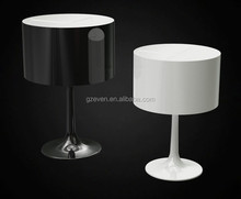 European stylish compact aluminum table lamp bedroom bedside lamp lighting stylish living room reading lamps Eye Study