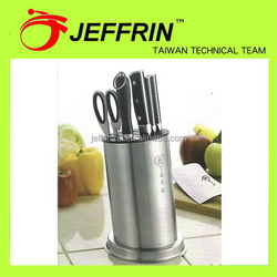 Best quality hot selling vg-10 stainless steel kitchen knife set