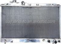 Aluminum Radiators for Toyota Celica ST202, Car Radiators With High Performance