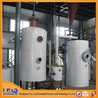Stainless steel edible palm oil refining machine