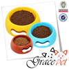 Grace Pet anti-skid colored pet food wholesale dog bowl