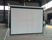 projector screen electric projection screen